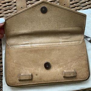 Tan color Proenza S wallet